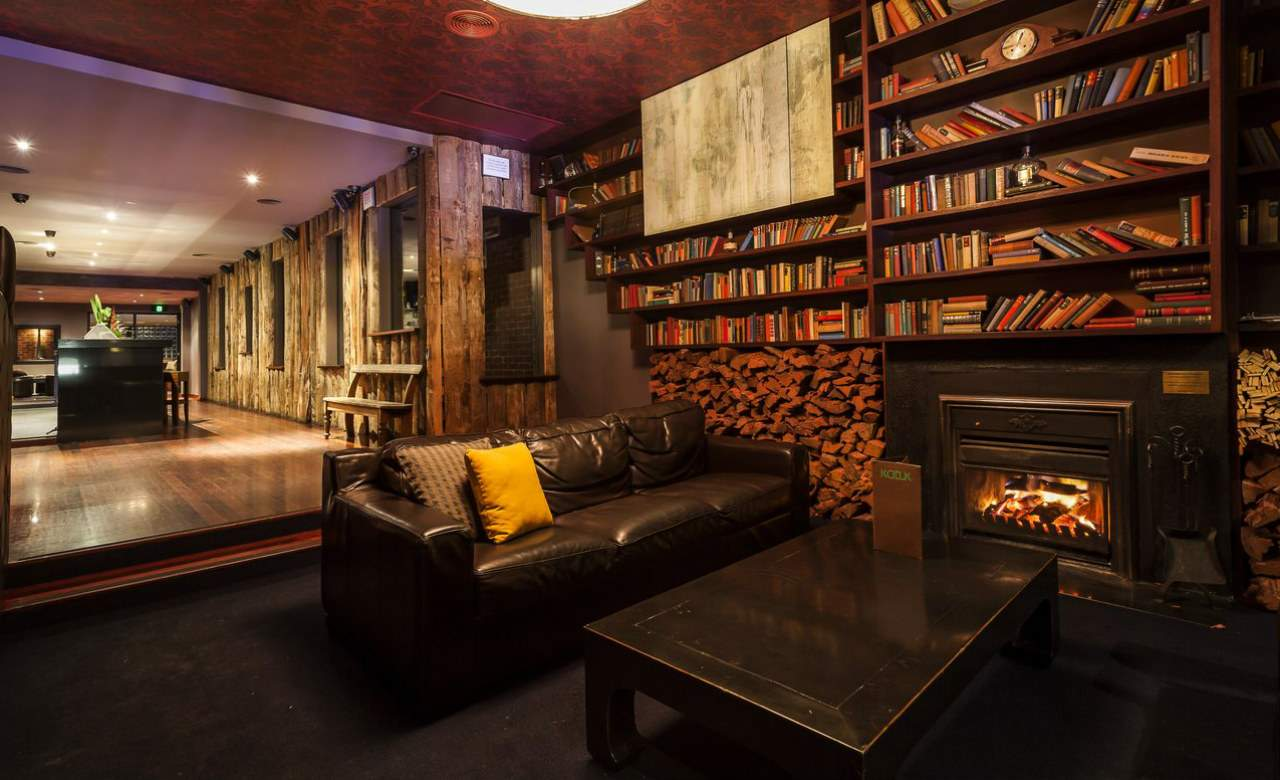 the nine best bars with fireplaces in melbourne concrete