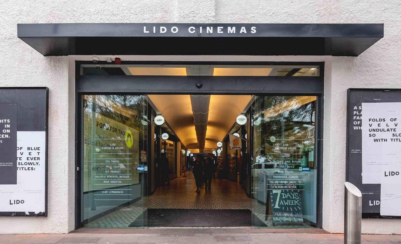 Lido Cinemas' Fourth Birthday