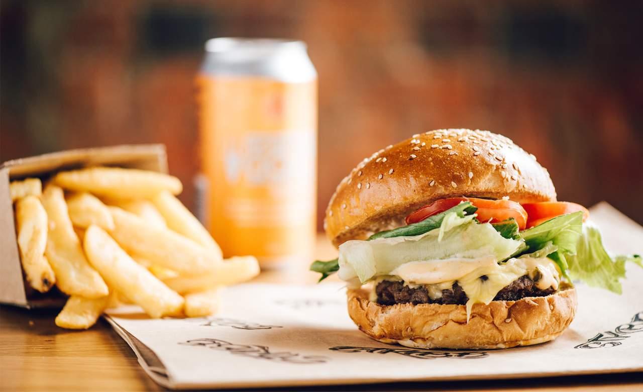 St Kilda Burger Bar