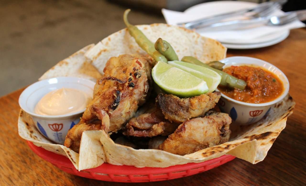 Sydney Meers' Fried Chicken Recipe — Dishmaps
