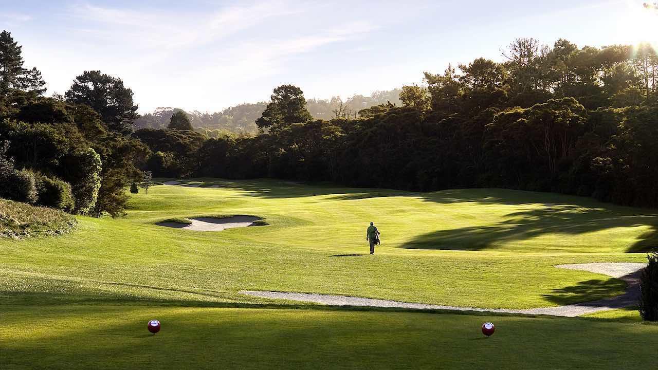 Titirangi golf