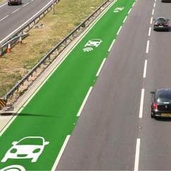 Charge-As-You-Drive Electric Car Lanes Are Coming