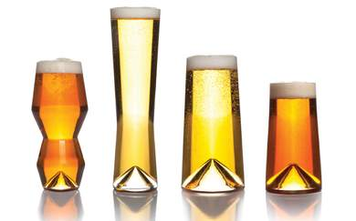 These Beautiful Glasses Will Actually Make Your Beer Taste Better