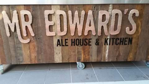Mr Edward's Alehouse & Kitchen