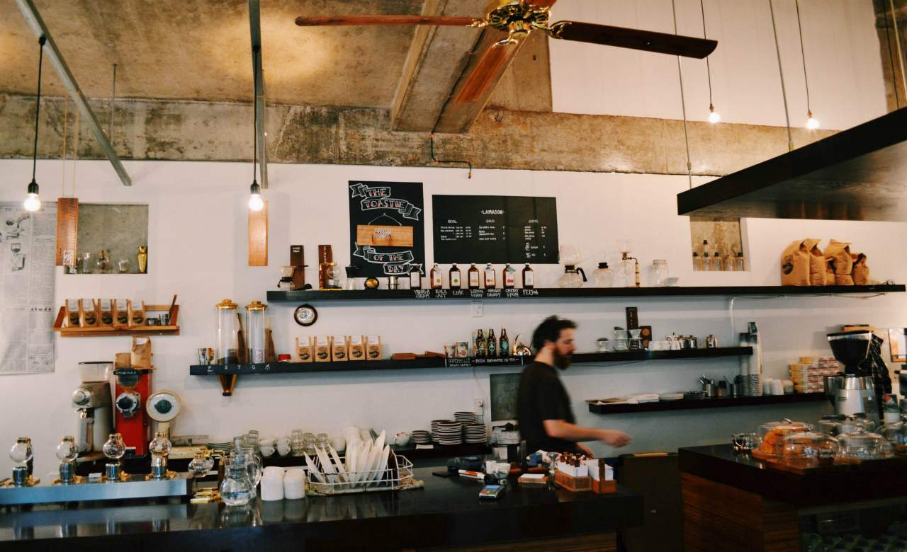 The Six Best Coffee Bars in Wellington