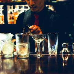 World Whisky Day at Tokyo Bird