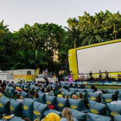 Ben & Jerry's Openair Cinema 2015