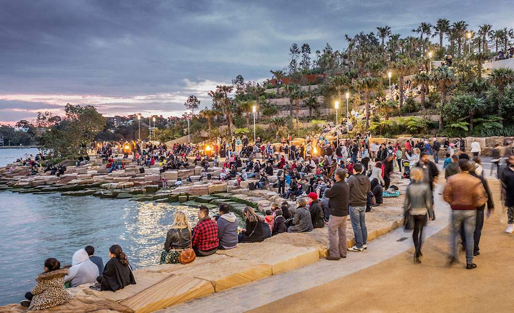 Barangaroo's Waterfront New Year's Eve Party Is Back