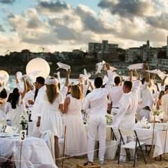 Posh Pop-Up Diner en Blanc Is Returning to Sydney