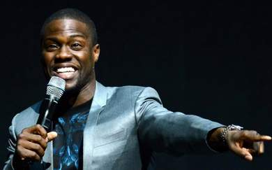 Kevin Hart to Make Australian Stand-Up Tour Debut