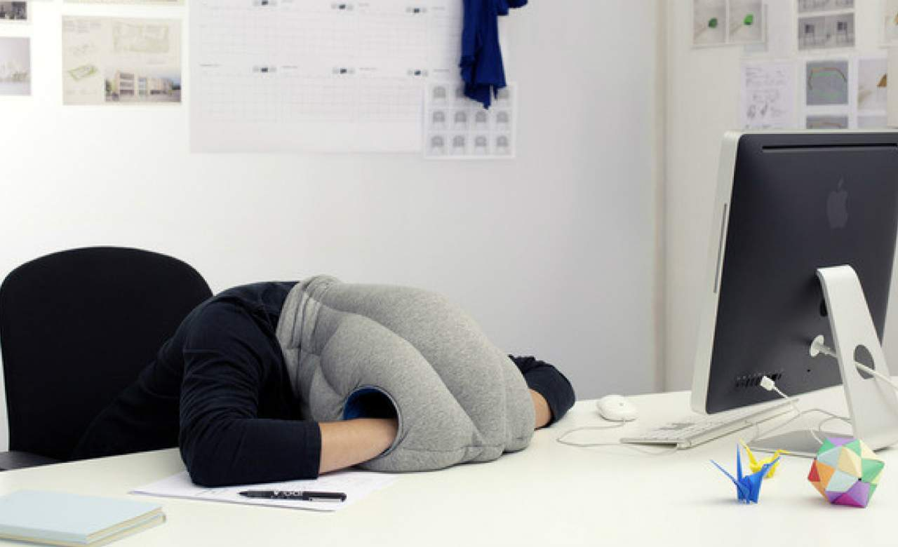 Sleeping Pods Six Creative Ways For A Cheeky Nap During Your Workday