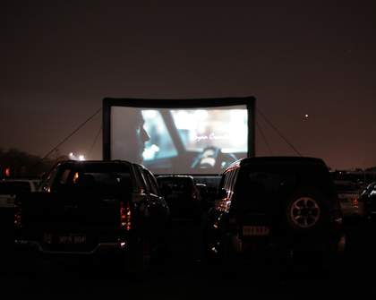 Aladdin Drive-In Movie