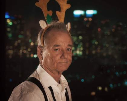 Watch the Trailer for Bill Murray's Netflix Christmas Special