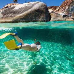 The Ten Best Snorkelling Spots in Sydney