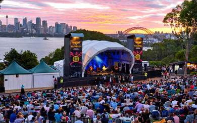 Twilight at Taronga Is Back for Another Summer of Music at the Zoo