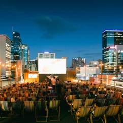 Rooftop Cinema 2016-17
