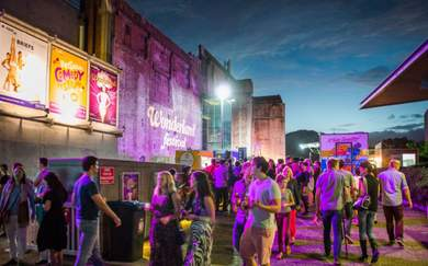 The Ten Best Events at Brisbane Powerhouse's 2015 Wonderland Festival