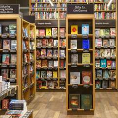 Amazon Just Opened Its First Physical Bookstore, Surprised Everyone