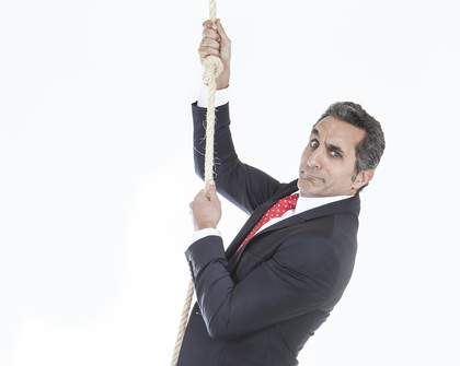 The 16th Inaugural Chaser Lecture with Bassem Youssef