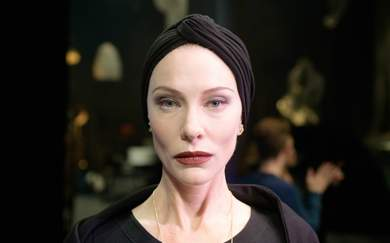 Cate Blanchett Stars in Julian Rosefeldt's Upcoming Australian-Commissioned Artwork