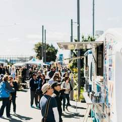 Food Space Now Has a Semi-Permanent Home at Silo Park