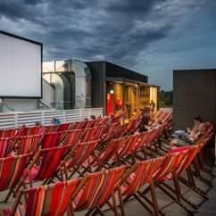 The Lido Rooftop Cinema Is Back