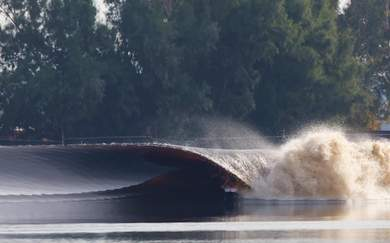 We're Now One Step Closer to Crashing Kelly Slater's Secret Wave Pool
