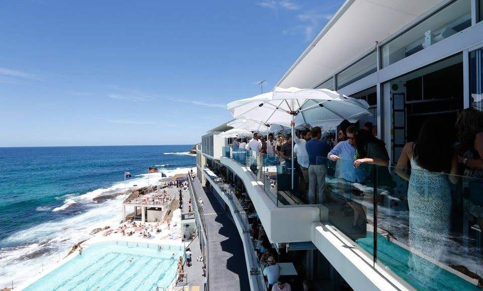 icebergs dining room and bar, bondi beach review | concrete