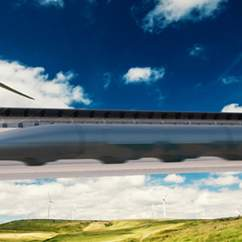 Elon Musk's High-Speed Vacuum Tube Transport System Could Be a Reality by 2018