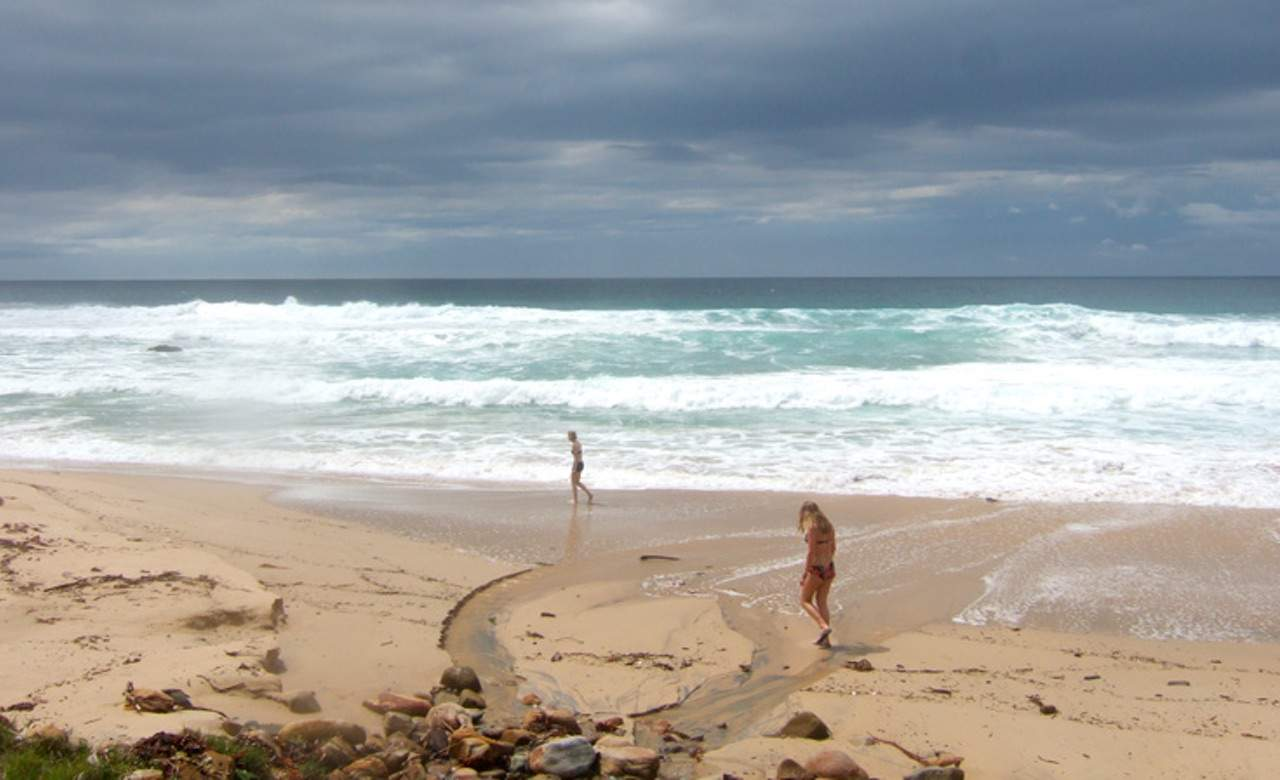 Best nudist beaches australia