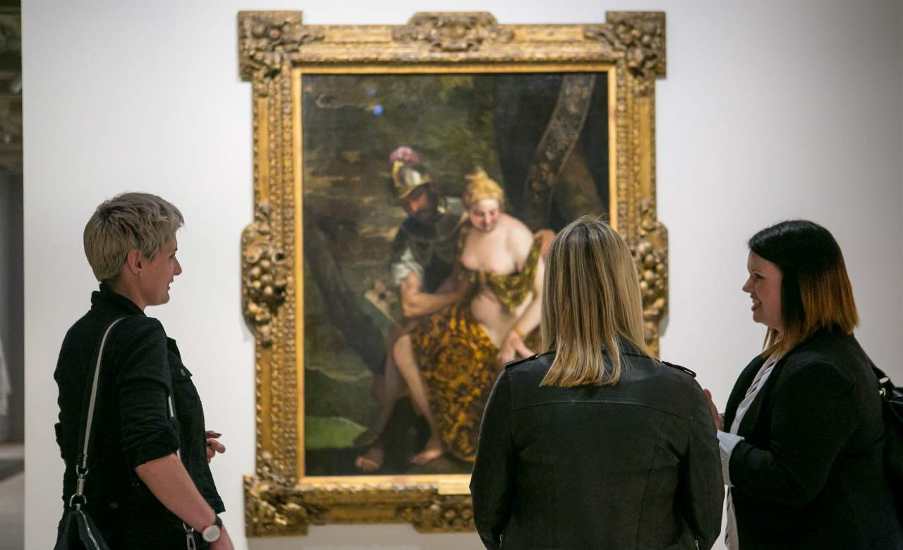 how to get to the art gallery nsw