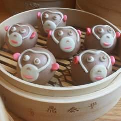 Din Tai Fung's CNY Monkey Buns