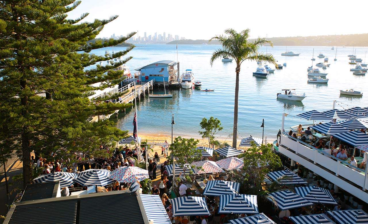 The Best Beachside Bars and Restaurants in and Around Sydney