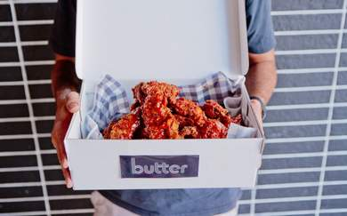 Butter Is the Ridiculous Palace of Fried Chicken, Sneakers and Champagne Sydney Deserves