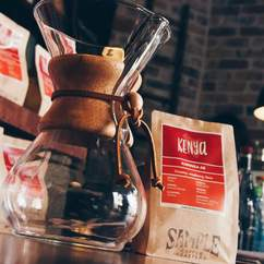 Sample Coffee Pro Shop