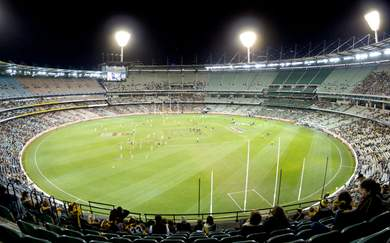 The MCG Will Host a Mini Music Festival During Melbourne Music Week