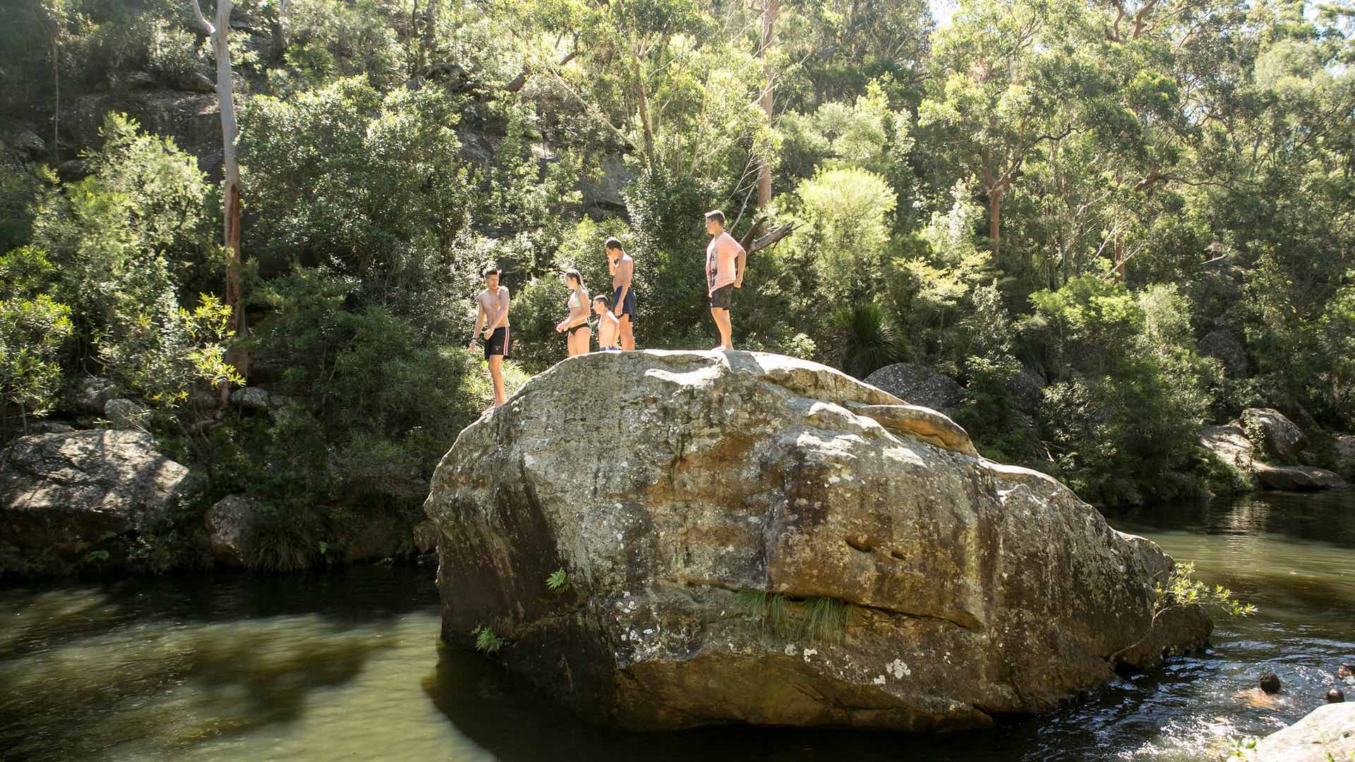The Best Rivers For Swimming In Near Sydney