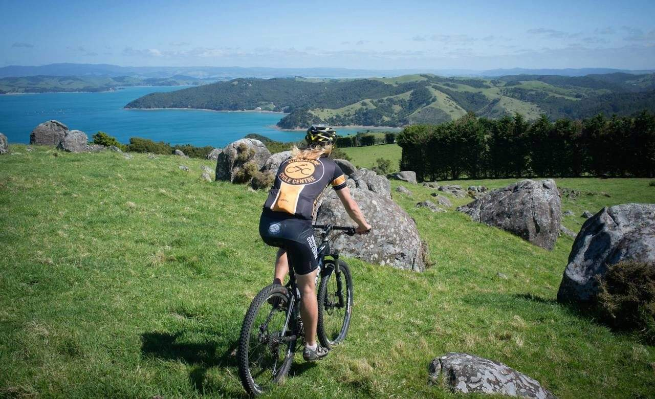 The Eight Best Bike Rides in Auckland
