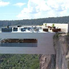 This Cliffside Bar in Mexico Is Not for the Faint of Heart