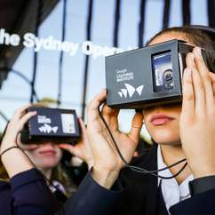 You Can Now Take a Virtual Reality Tour of the Sydney Opera House from Your Phone