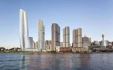 City of Sydney Slams Proposed Changes to Barangaroo's Crown Complex