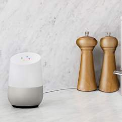 Google Has Unveiled Its New Voice-Controlled Life-Enhancing Speaker, Google Home
