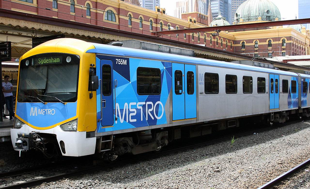 The Victorian Government Has Proposed a Huge Underground Train Line for Melbourne's Suburbs