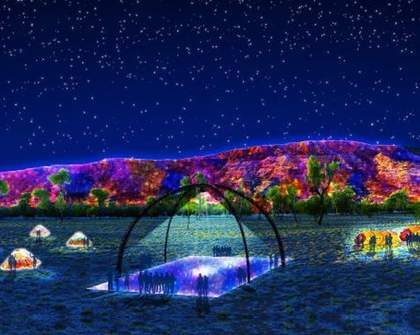 Alice Springs Is Getting an Incredible Indigenous Festival of Light