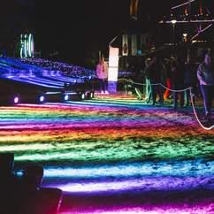 GALLERY: See All the Bright Lights at Vivid Sydney 2016