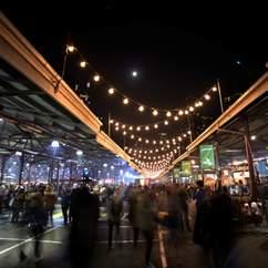 Queen Victoria Winter Night Market 2016