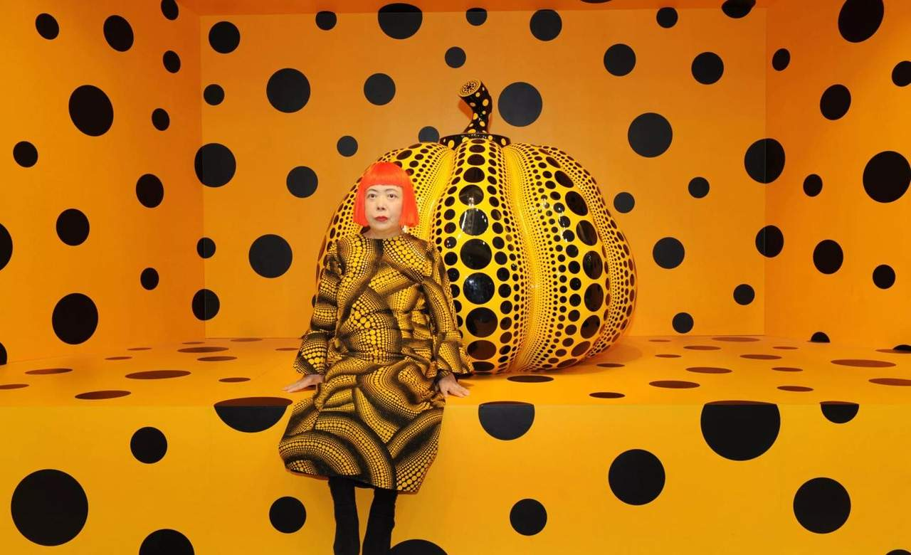 Yayoi Kusama's Next Enchanting Exhibition Will Take Over a 250-Acre New York Garden