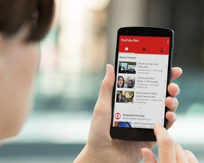 YouTube Has Launched Their Ad-Free Streaming Service YouTube Red in Australia