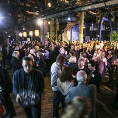 Sydney Writers Festival's Nights at the Wharf