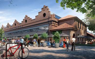 The Epic New Tramsheds Harold Park Opens This Week